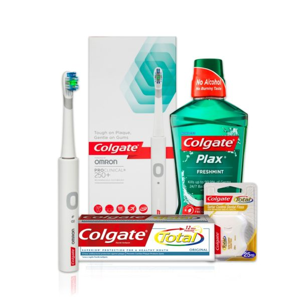 Dentist's Choice - Adult Total Premium 3-4 month Bundle