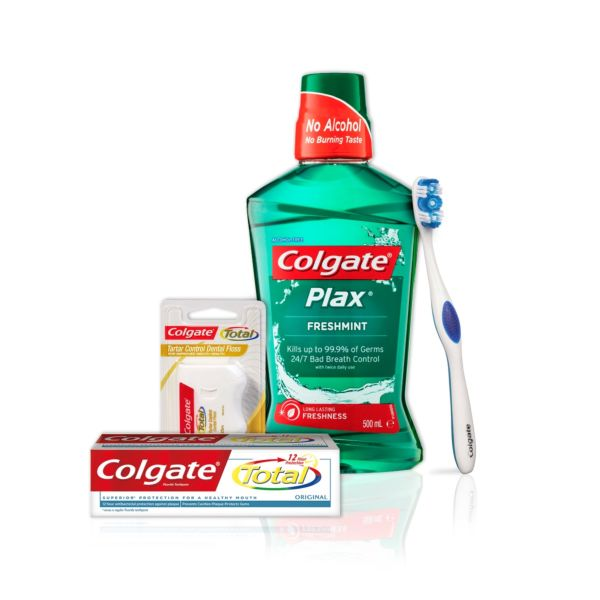 Dentist's Choice - Adult Total - 3-4 month Bundle