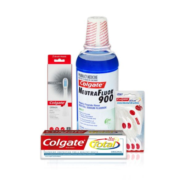 Dentist's Choice - Braces Bundle 3-4 month Bundle Refill