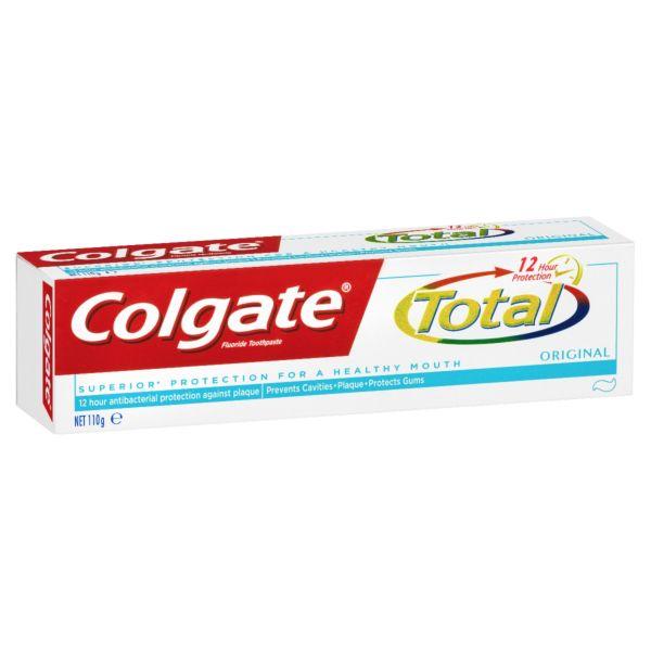 Colgate Total Toothpaste Original 110g