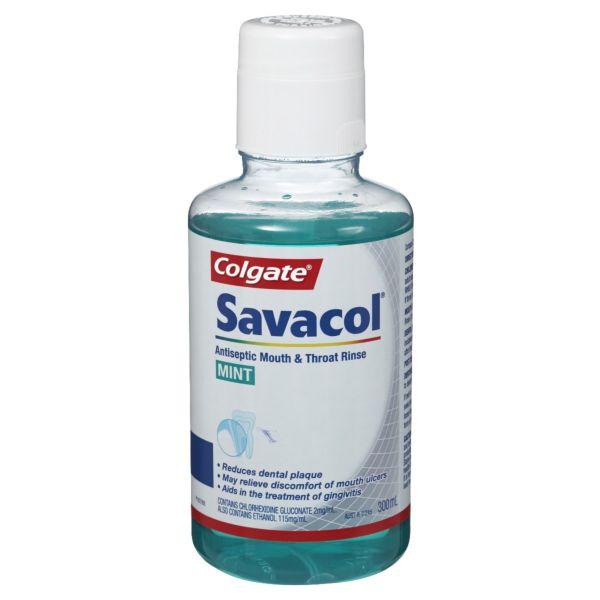 Savacol Mouthrinse Original 300mL