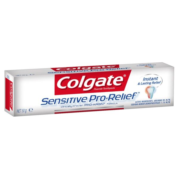 Colgate Pro Reliefe Sensitive Toothpaste 50g