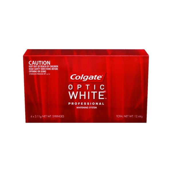 Optic White Professional Full Kit 6% (4 syringe)