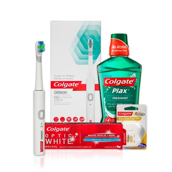 Dentist's Choice - Adult Whitening Bundle 3-4 month Bundle